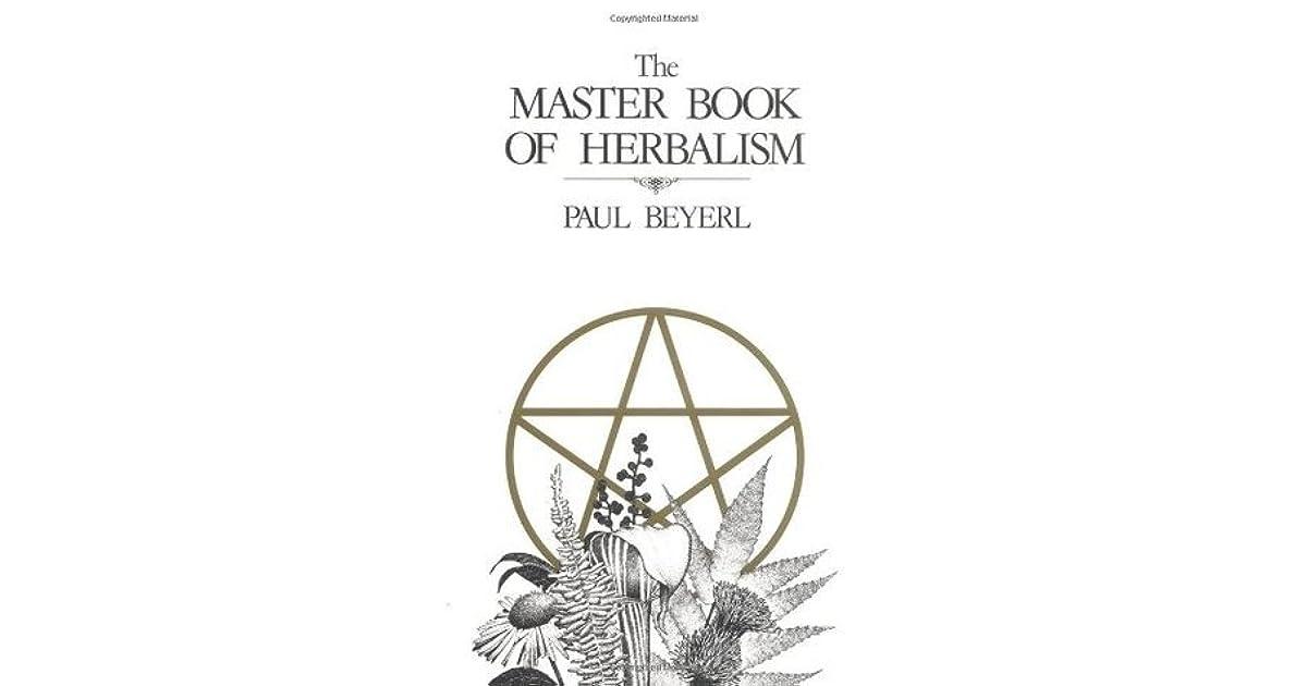 Master Book Of Herbalism