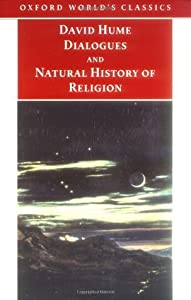 Dialogues Concerning Natural Religion and The Natural History of Religion