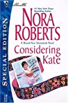 Considering Kate (The Stanislaskis, #6)