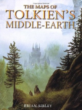 The Maps of Tolkien's Middle earth by Brian Sibley