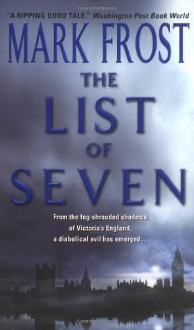 The List of Seven (The List of Seven, #1)