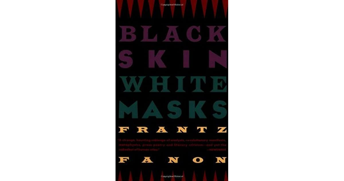 Black Skin White Masks Ebook