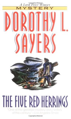 The Five Red Herrings by Dorothy Sayers