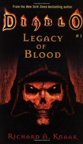 Legacy of Blood by Richard A. Knaak