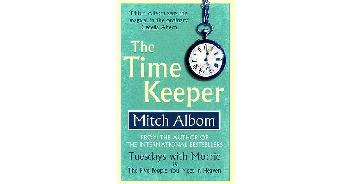 The Time Keeper: Mitch Albom: 8601400298886: Books - Amazon.ca