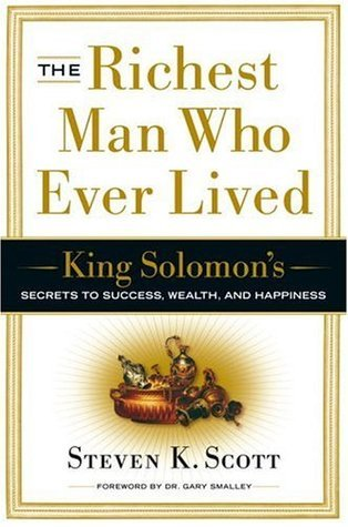 The Richest Man Who Ever Lived  - Steven K