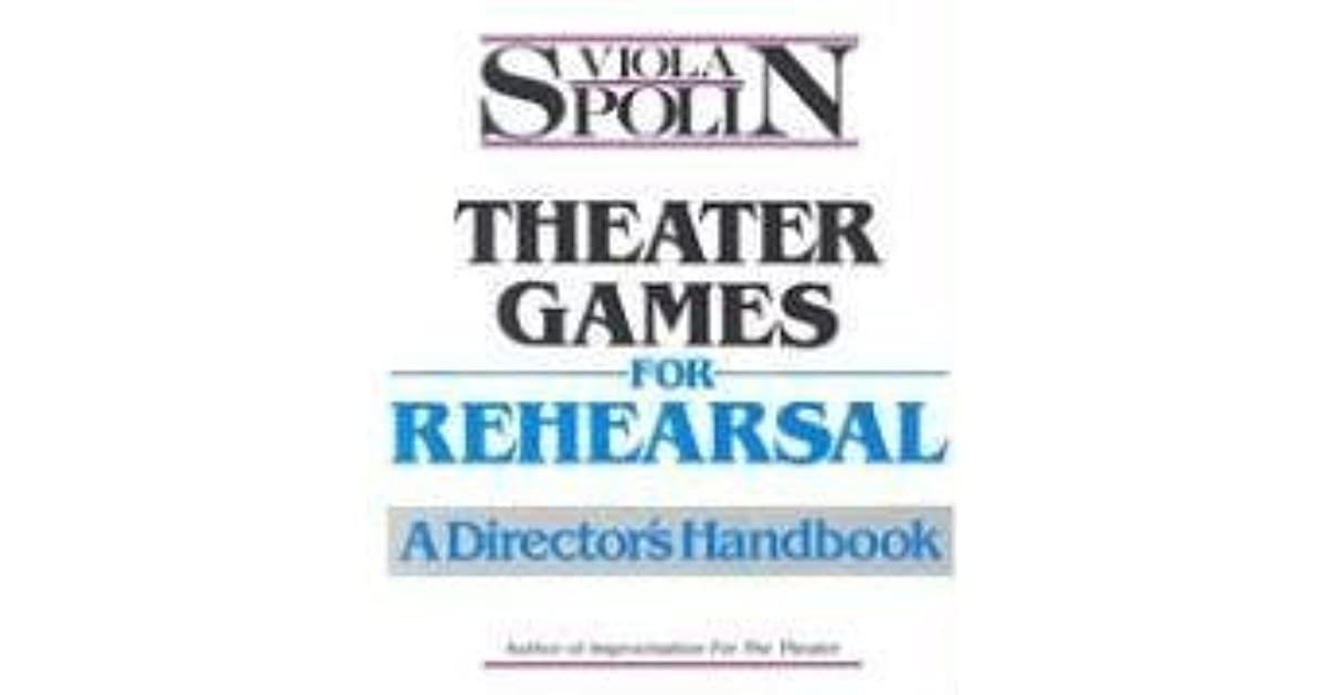 Viola Spolin Improvisation For The Theatre Pdf