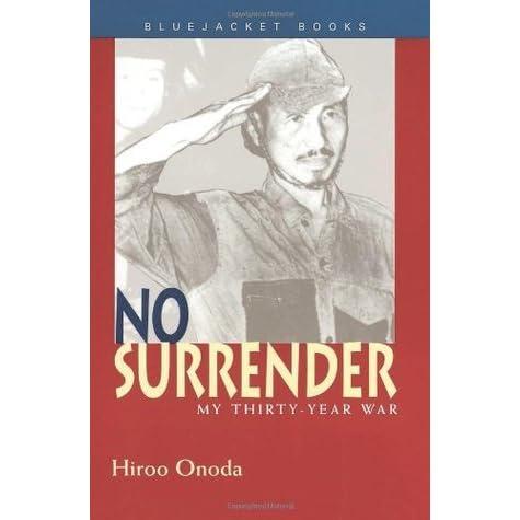 no surrender onoda hiroo