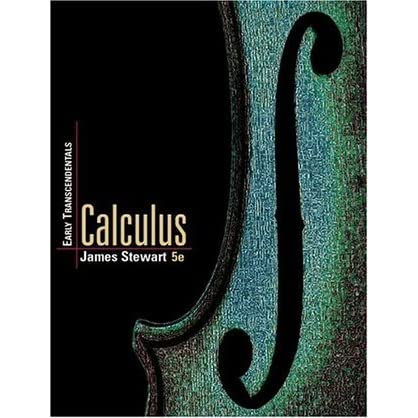 Calculus early transcendentals by james stewart fandeluxe Gallery