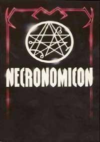 The Necronomicon by Simon