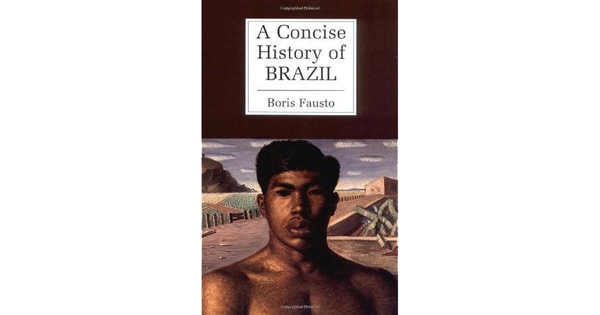 Historia Concisa Do Brasil Boris Fausto Pdf