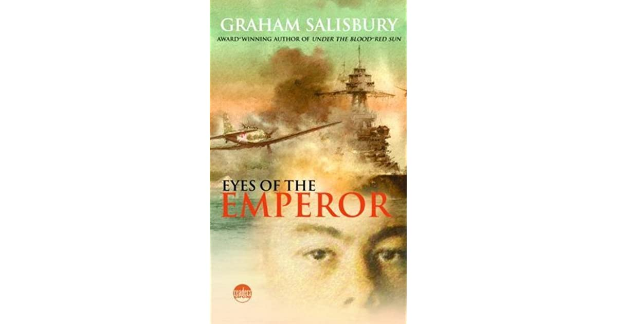 Eyes of the emperor by graham salisbury fandeluxe Images