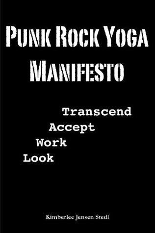 Punk Rock Yoga Manifesto