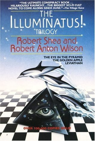 Robert Anton Wilson- Illuminatus Trilogy
