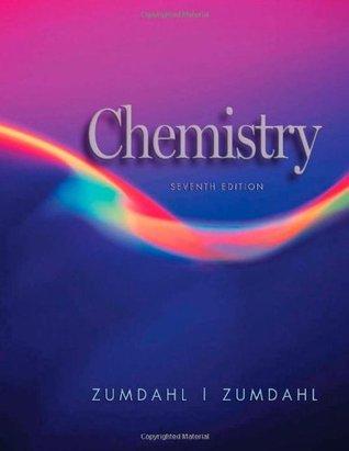 Chemistry by Steven S. Zumdahl