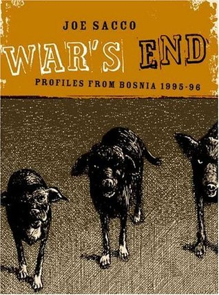 War's End: Profiles from Bosnia, 1995-1996