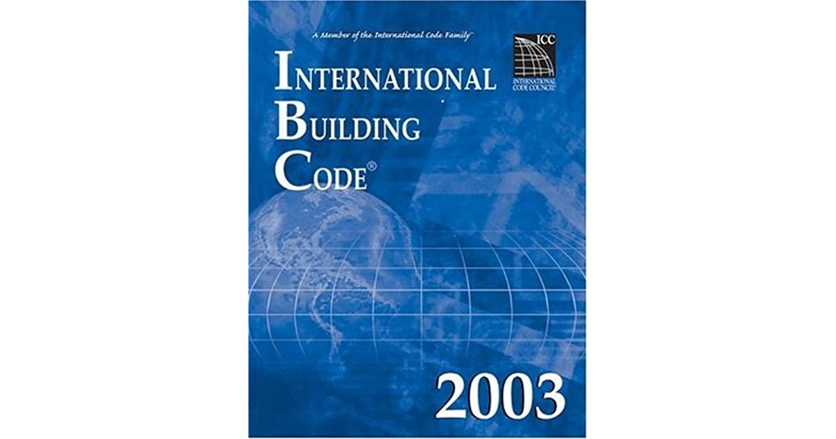 International Building Code 2003 By Anonymous