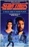 A Rock and a Hard Place (Star Trek: The Next Generation, #10)