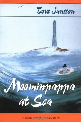 Moominpappa at Sea (The Moomins, #8)