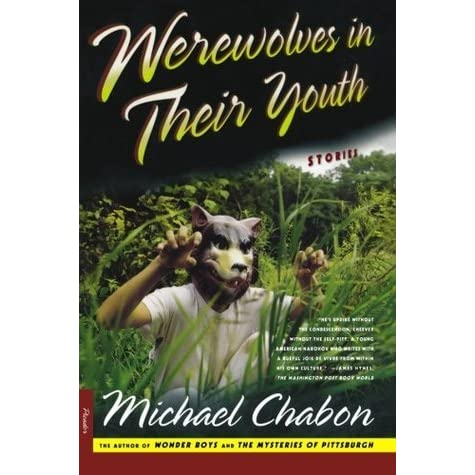 Werewolves in their youth by michael chabon fandeluxe Image collections