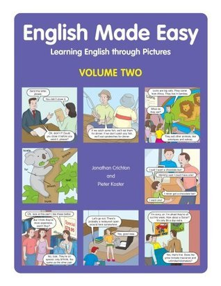 English Made Easy Learning English through Pictures (Volume Two)