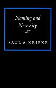 Naming and Necessity