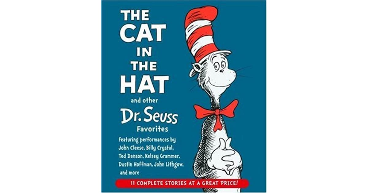 """an analysis of the adult and childrens perspective of the cat and the hat by dr seuss """"the cat in the hat"""" is a 'children's' story, but it is pretty obvious that dr seuss is talking about the psychic apparatus the cat represents the id that wants what it wants when it wants it."""