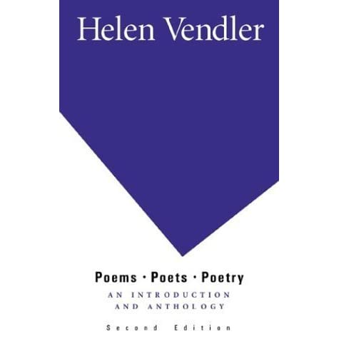 an introduction to writing poetry
