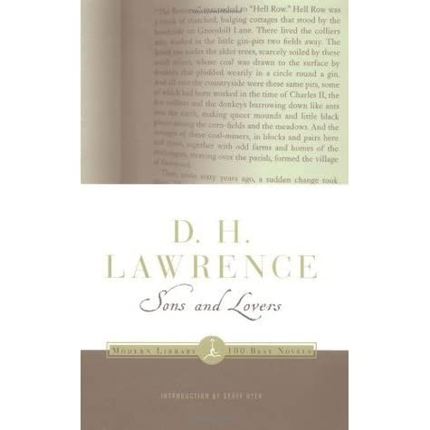essay on mother-son relationship in lawrences sons and lovers A short summary of dh lawrence's sons and lovers this free synopsis covers all the crucial plot points of sons and lovers sparknotes relationship for many years.