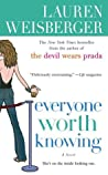 Everyone Worth Knowing ebook review