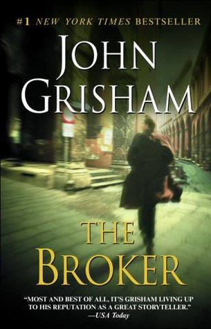 Image result for the broker john grisham