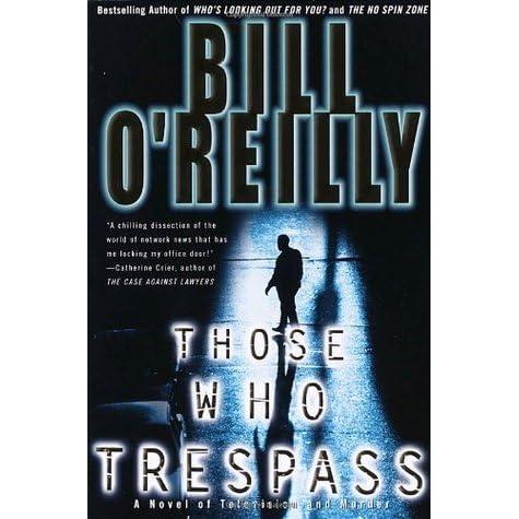 Bill o reilly erotic novel