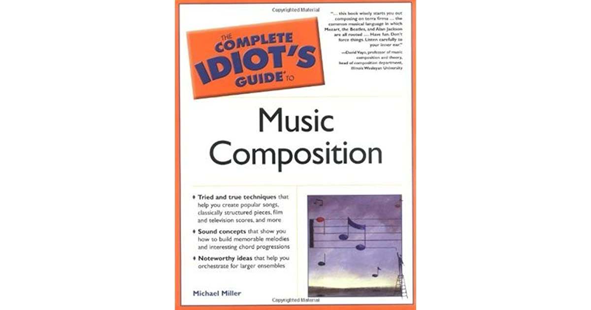 Music theory, 3e (idiot's guides) kindle edition by michael.
