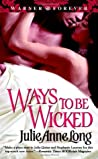 Ways to Be Wicked (Holt Sisters Trilogy, #2)