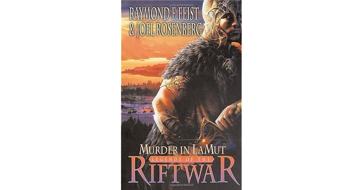 murder in lamut feist raymond e rosenberg joel