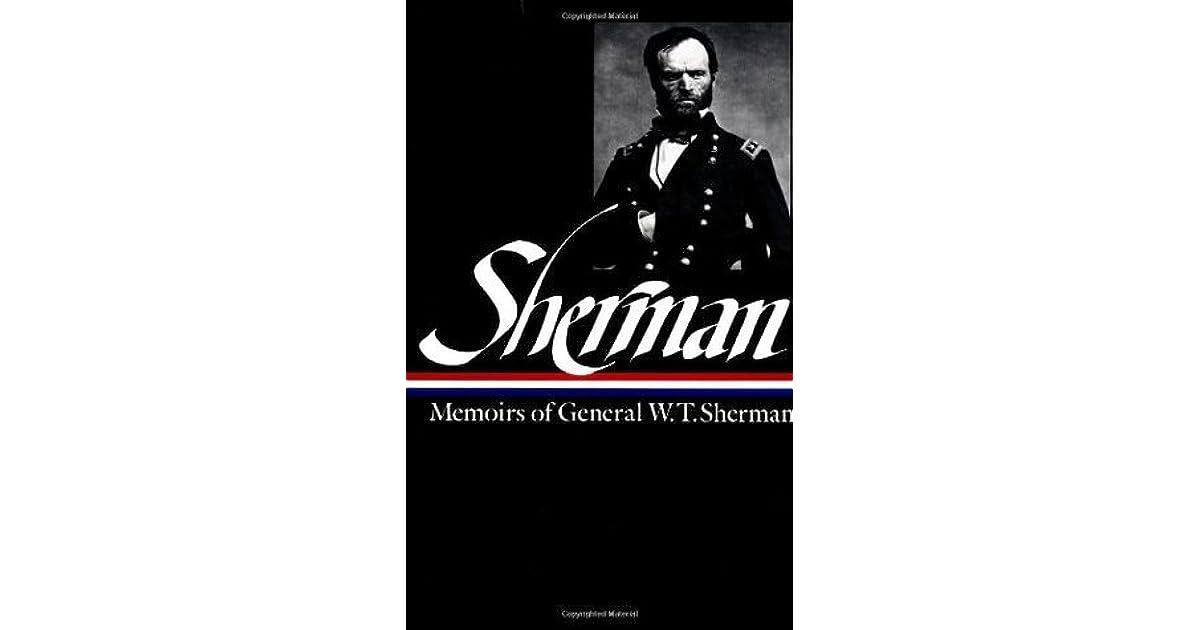 Memoirs of general wt sherman by william t sherman fandeluxe Gallery