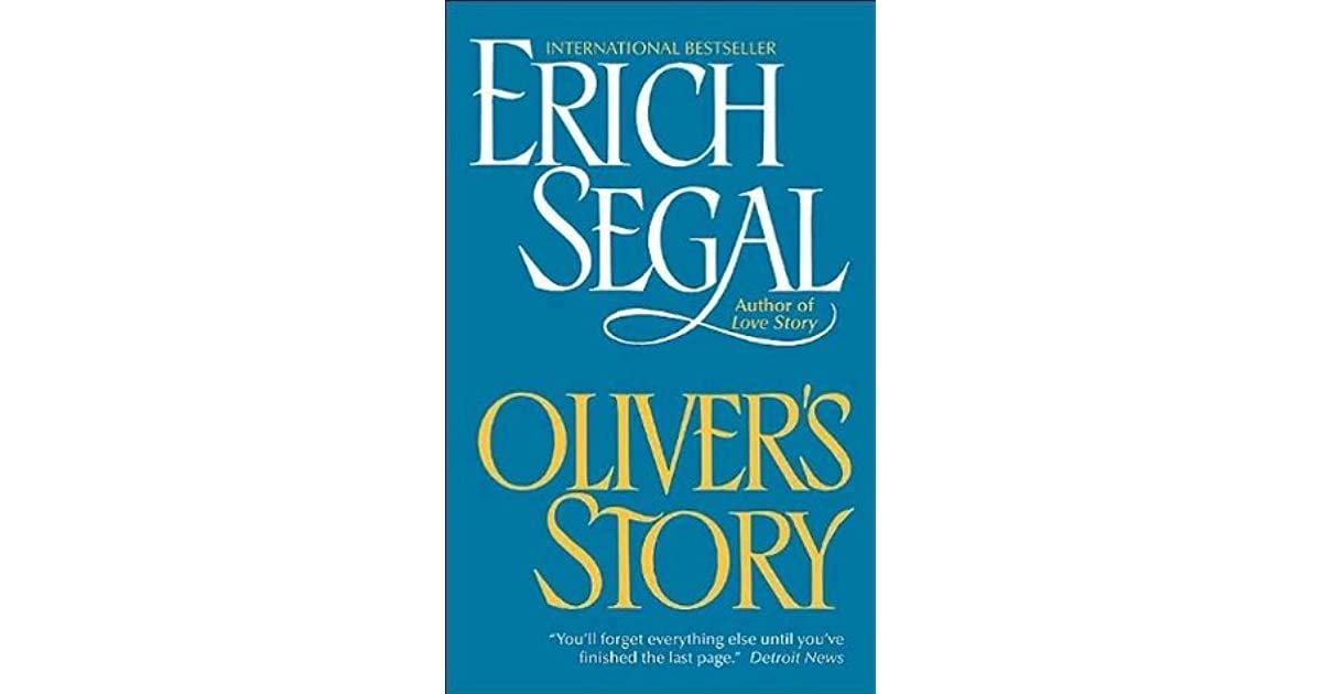 Olivers Story Ebook