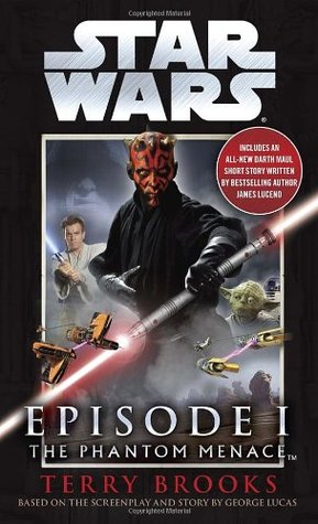 Star Wars Episode I - The Phantom Menace by Terry Brooks