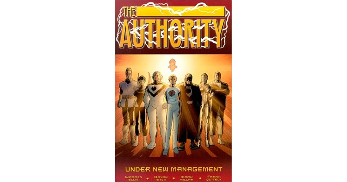 Download The Authority Vol 2 Under New Management By Warren Ellis
