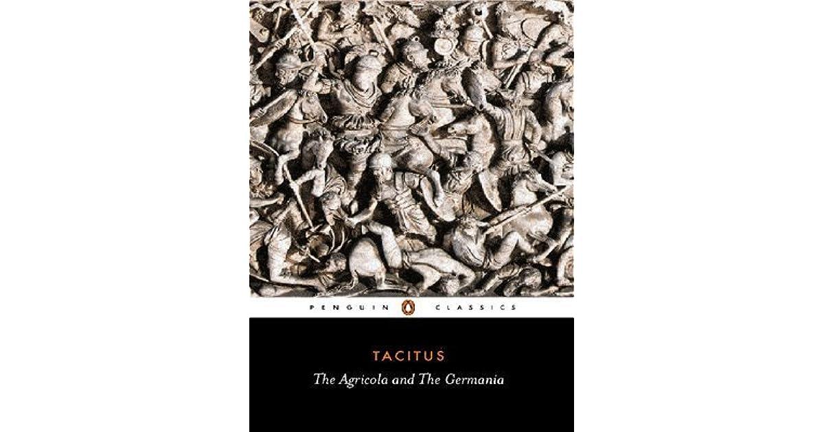 tacitus germania summary