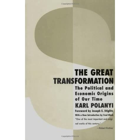 The Great Transformation Polanyi Pdf