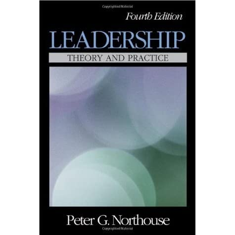 peter g northouse leadership theory and practice pdf