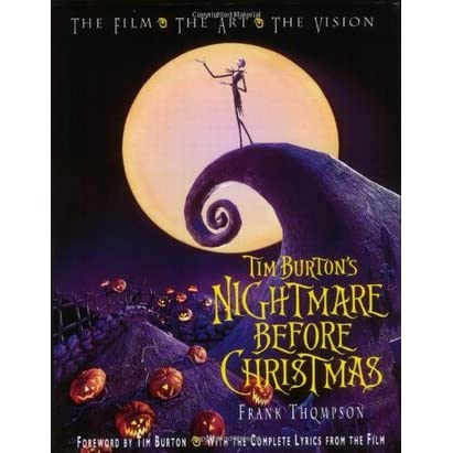 tim burtons nightmare before christmas the film the art the vision by frank t thompson - Nightmare Before Christmas Whats This Lyrics