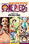 One Piece: Baroque Works 13-14-15, Vol. 5 (One Piece: Omnibus, #5)