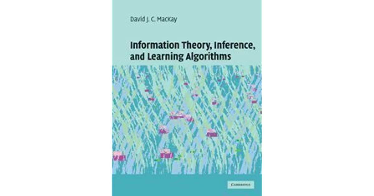 Information Theory, Inference and Learning Algorithms by