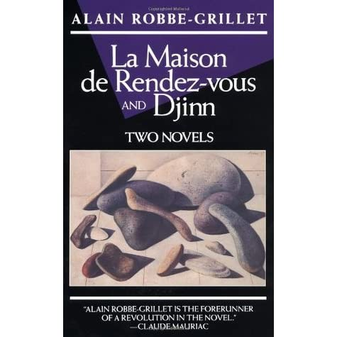 Robbe-Grillet - Djinn (20e siècle) -