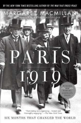 Paris 1919 by Margaret MacMillan