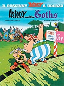 Asterix and the Goths (Asterix, #3)