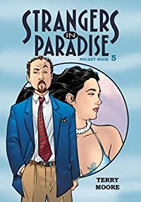 Strangers In Paradise, Pocket Book 5