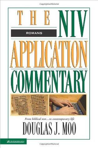 Romans by Douglas J. Moo